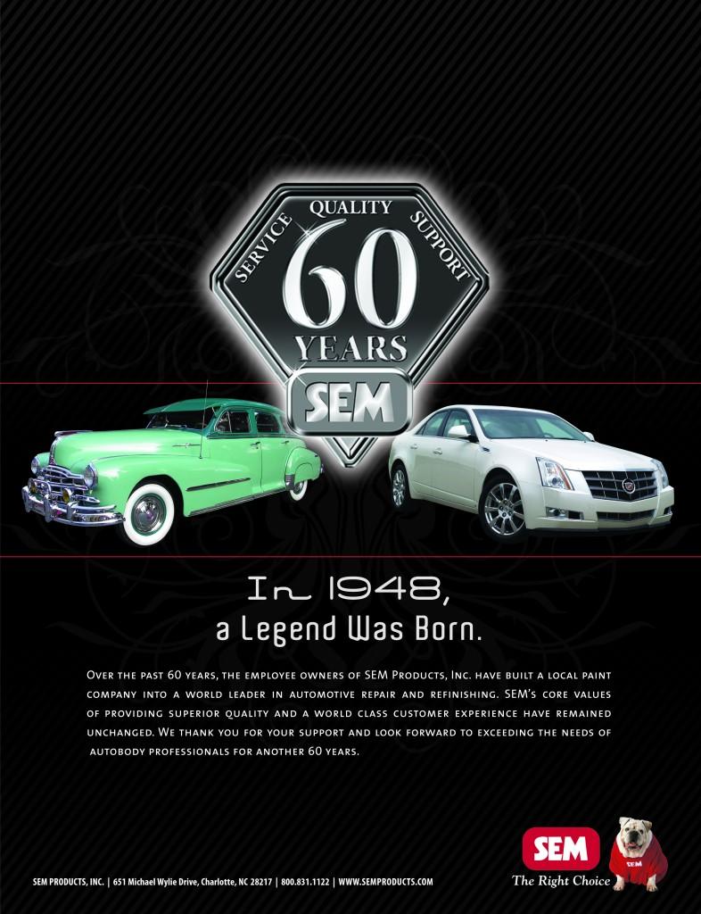 SEM – 60th Anniversary