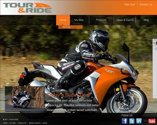 Tour & Ride