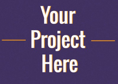 Your Project Here!