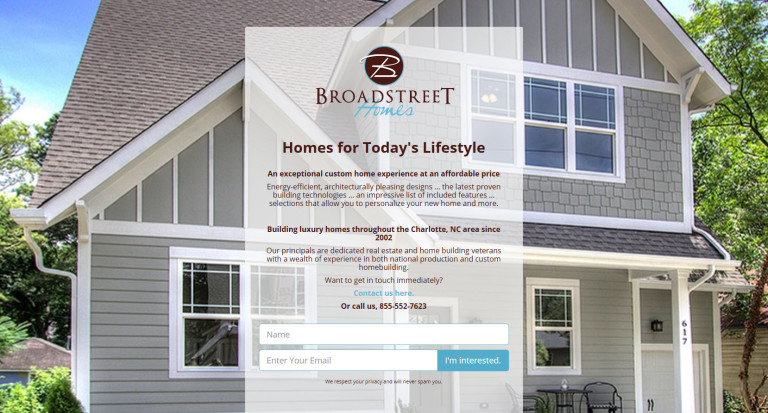 Broadstreet Homes
