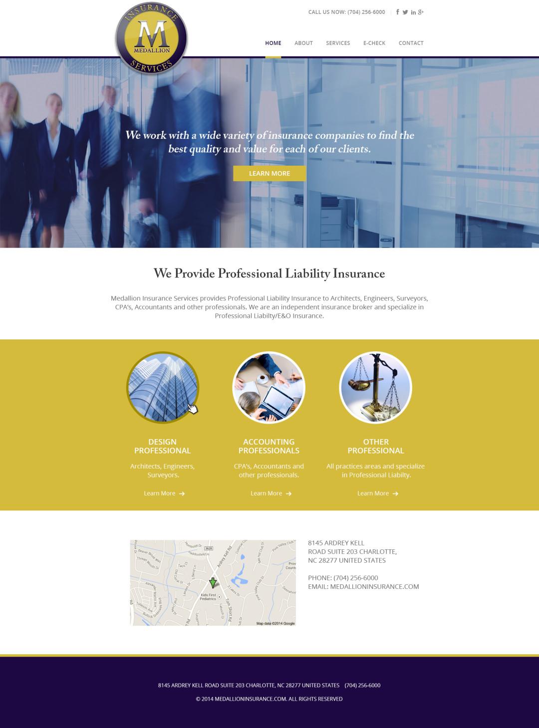Medallion Insurance
